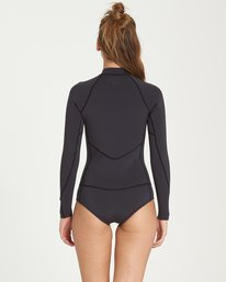 2 2mm Salty Dayz Long Sleeve Springsuit Black JWSPQBSA Billabong