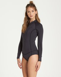 1 2mm Salty Dayz Long Sleeve Springsuit Black JWSPQBSA Billabong