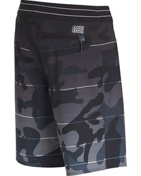 1 Fluid Airlite Boardshorts Grey M111NBFL Billabong