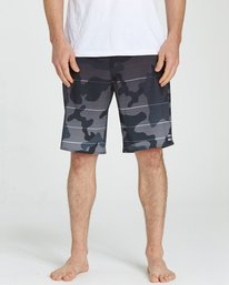3 Fluid Airlite Boardshorts Grey M111NBFL Billabong
