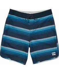 0 73 X Line Up Boardshorts Blue M115MLIN Billabong