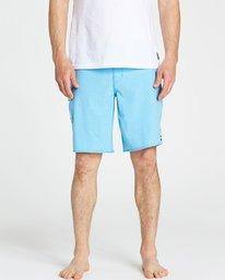 3 All Day X Boardshorts Blue M124NBAL Billabong