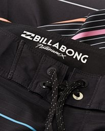 2 Line Up X Boardshorts Black M125QBNE Billabong