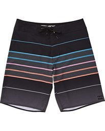 0 Line Up X Boardshorts Black M125QBNE Billabong