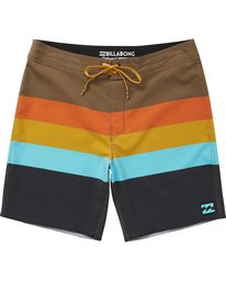 0 Momentum X Short Boardshorts Blue M133NBMO Billabong