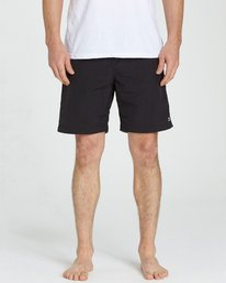 1 All Day Lo Tides Boardshorts Black M140NBAL Billabong