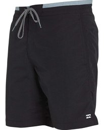 2 All Day Lo Tides Boardshorts Black M140NBAL Billabong