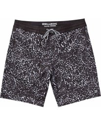 0 Sundays Lo Tides Boardshorts Black M142NBSU Billabong