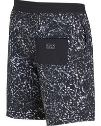 2 Sundays Lo Tides Boardshorts Black M142NBSU Billabong