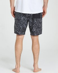 4 Sundays Lo Tides Boardshorts Black M142NBSU Billabong
