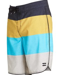 1 73 OG Stripe Boardshorts Blue M168NBSS Billabong