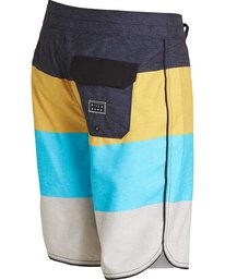 2 73 OG Stripe Boardshorts Blue M168NBSS Billabong