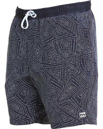 2 Sundays Layback Boardshorts Black M182NBSU Billabong