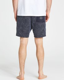 5 Sundays Layback Boardshorts Black M182NBSU Billabong