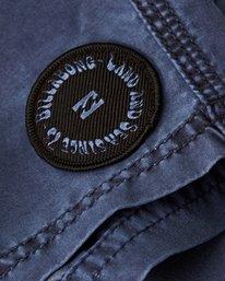 1 All Day Overdye Layback Boardshorts Blue M182QBOE Billabong