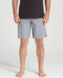 3 All Day X Hawaii Boardshorts Grey M193NBAL Billabong