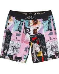 0 Men's Factory X Boardshorts  M195PBFA Billabong