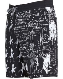 1 Knives Lo Tides Boardshorts Black M198PBKN Billabong