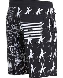 2 Knives Lo Tides Boardshorts Black M198PBKN Billabong