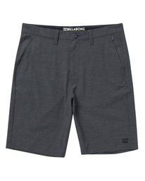 0 Crossfire X Submersibles Shorts Black M202NBCX Billabong