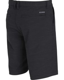 1 Crossfire X Slub Submersibles Shorts Black M203NBCS Billabong