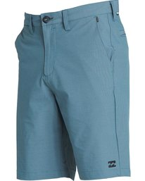 1 Crossfire X Twill Submersibles Shorts Blue M204NBCT Billabong