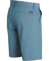 2 Crossfire X Twill Submersibles Shorts Blue M204NBCT Billabong