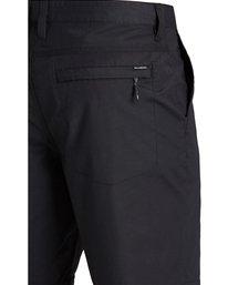 5 Surftrek Nylon Shorts Black M217NBSN Billabong