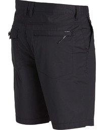 3 Surftrek Nylon Shorts Black M217NBSN Billabong