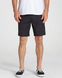 6 Surftrek Nylon Shorts Black M217NBSN Billabong