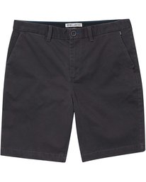 0 New Order Shorts Grey M233NBNE Billabong