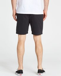 4 New Order Shorts Grey M233NBNE Billabong