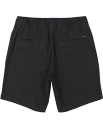 1 LARRY STRETCH ELASTI Black M244QBLS Billabong