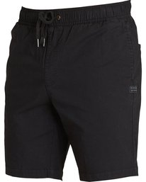 2 LARRY STRETCH ELASTI Black M244QBLS Billabong