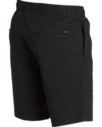 3 LARRY STRETCH ELASTI Black M244QBLS Billabong