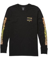1 Thrash Sleeves Long Sleeve Tee  M405NBTH Billabong