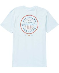 1 Crossboard Tee  M406NBCR Billabong