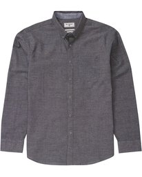 ALL DAY LS CHAMBRAY  M517GALS