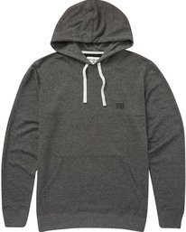 1 All Day Pullover Hoodie Black M640QBAP Billabong