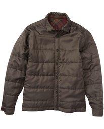 1 Barlow Reversible Jacket  M703LBLW Billabong
