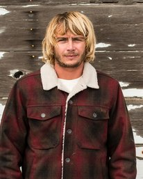 0 Barlow Wool Jacket  M705LBAW Billabong