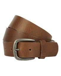 ALL DAY LEATHER BELT  MABLQBLE