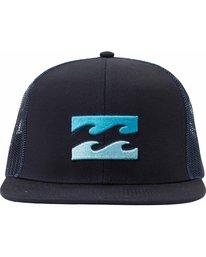 1 All Day Trucker Hat Blue MAHTJADT Billabong