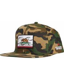 0 Native Camo Hat  MAHTJNAC Billabong