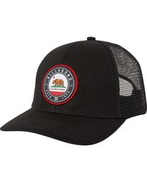 0 Native Rotor Trucker Hat  MAHTLNAR Billabong