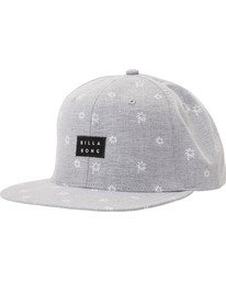 CLEVER SNAPBACK  MAHTMCLE