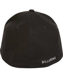 3 All Day Stretch Fit Hat Black MAHWNBAT Billabong
