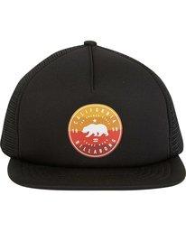1 California Trucker Hat Black MAHWNBCA Billabong