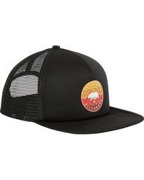 2 California Trucker Hat Black MAHWNBCA Billabong