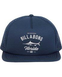 1 Florida Trucker Hat  MAHWNBFL Billabong